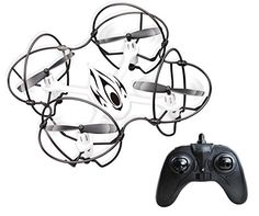Top Race Drone for kids, Ultra Stable Dragon Drone with 6 Axis Gyro, 2.4Ghz, with Full Protective Circle. (TR-D4) *** Check out this great product.