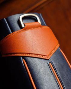 The second detail of the new messenger bag.. #bespoke #handstitched #saddlestitch #handsewn #messengerbag #craft #simaprague