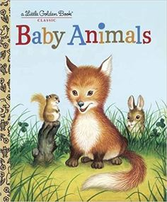 1.49 to 3.48 plus shipping Baby Animals (Little Golden Book):: Amazon.com: Books