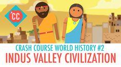 Crash Course (World History) Thought Bubble #2: The Indus Valley Civiliz...