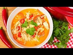 Chicken Noodle Soup | #Homemade - YouTube