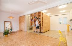 All I Own House in Madrid by PKMN Architectures