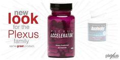 Plexus Slim Accelerator got a new great look. Still the same great product.