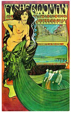 Fisherwoman (1967) by Bob Masse