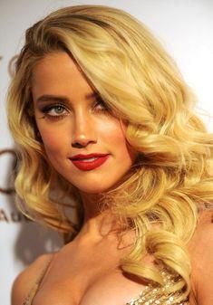 Amber Heard Beauty