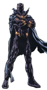 Free Superhero Printables - Black Panther Superhero