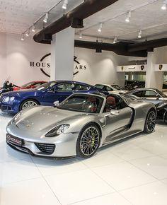 Porsche 918 Spyder #car #hypercar #supercar #porsche #carforsale #dubaicars #houseofcarsdubai