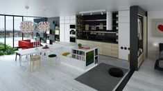 IKEA's multifunctional 'home of the future'.