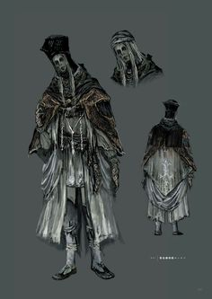 View an image titled 'Court Sorcerer Art' in our Dark Souls III art gallery featuring official character designs, concept art, and promo pictures. Fantasy Concept Art, Fantasy Artwork, Dark Fantasy, Bloodborne Concept Art, Writing Fantasy, D&d Dungeons And Dragons, Soul Art, Fantasy Characters, Dark Souls 3 Characters