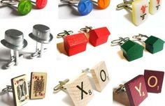 board, game, piece, cufflinks, cuff, links, scrabble, tiles, tile, monopoly, houses, hotels