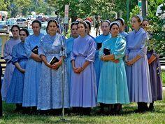 Mennonite Women In Dupont Circle
