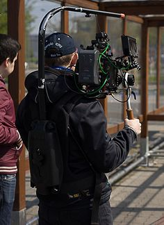 Some behind the scenes of our camera crew in Prague Dji Ronin, Professional Camera, The Best Films, Czech Republic, Prague, Behind The Scenes, Cinema, Movie Theater, Movies