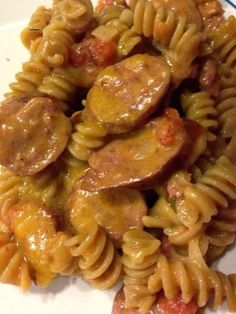 blogger image 2110840003 225x300 One skillet creamy pasta and sausage