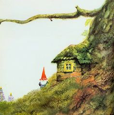 Gnome Home - Rien Poortvliet (1932-95)