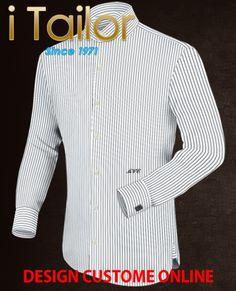 Design Custom Shirt 3D $19.95 anzug schneidern Click http://itailor.de/suit-product/anzug-schneidern_it49781-2.html