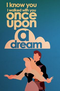 Once upon a dream!