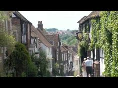 Take a trip around the most stunning old town of Rye, East Sussex, UK. It is like stepping back in time and totally unspoilt.My friend Barbara goes here most weeks as her brother lives here, if you are ever in the UK don't miss this wonderful gem steeped in history, you won't be disappointed!