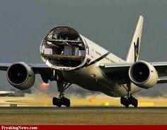 Half an Airplane