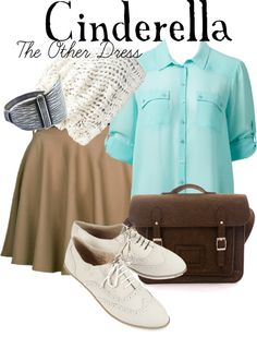 """""""cinderella the other dress"""" by lauren-claire-bacher on Polyvore"""