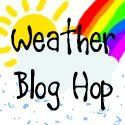 This weather blog hop brings together over 60 ideas for weather themed activities for kids: art, craft, science, math, literacy, food. Great resource for a weather study combining lots of learning in one theme.