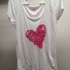 Limited edition Victoria's Secret shirt This is a limited edition bombshell shirt from Victoria's Secret. Very cute and comfortable, worn once or twice. Great condition. Tshirt but I wore it as a sleep shirt (I wear a S/XS normally) cotton/polyester blend. *THIS SHIRT WAS NEVER SOLD IN STORES* Victoria's Secret Tops Tees - Short Sleeve