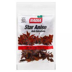 Badia Star Anise - 0.5oz : Target Star Anise Tea, Resurrection Eggs, Gluton Free, Little Havana, Spices And Herbs, Turmeric, Stuffed Peppers, Homemade, Stars