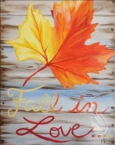 Fall In Love With Autumn   11/5/2016 - Carmel, IN
