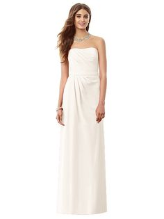 After Six Bridesmaids Style 6686 http://www.dessy.com/dresses/bridesmaid/6686/?color=ivory&colorid=114