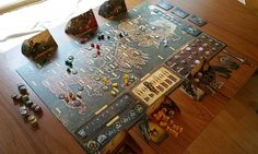 Let's throw the dice: what video games can learn from board games | Technology | The Guardian