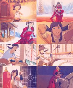 Korra in Welcome to Republic City