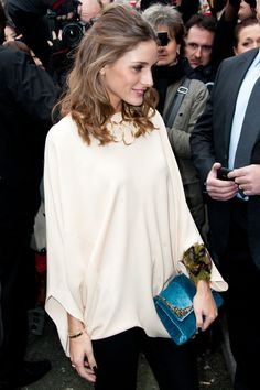 Olivia Palermo - Dior: Arrivals - Paris Fashion Week Haute Couture S/S 2012