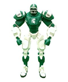 Michigan State Spartans FOX Sports Cleatus Robot Action Figure