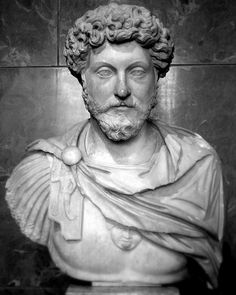 Author:  -Marcus Aurelius Antoninus Augustus  Works:  -Meditations (read)