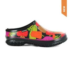 Gardening or even walking Downtown, these rubber boots have a great fashionista look for women in Canada and will keep the rain and other mucky stuff from your tender tootsies in the garden or on the urban pavement  ..you can get Bogs and others  here .. http://www.onlineshoppingmallcanada.ca/apparel-clothing/shoes/womens-shoes/women-s-rubber-boots-shoes-bogs#.UynTeoWm0-8