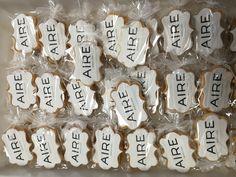 Galletas personalizada en Palma de Mallorca. Cookie Cutters, Sugar, Cookies, Desserts, Food, Birthday Cake, Candy Stations, Custom Cookies, Majorca