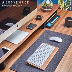552 отметок «Нравится», 1 комментариев — Design Your Workspace (@designyourworkspace) в Instagram: «10 Hour Warning!⠀ ⠀ There's still time to win @grovemades new⠀ Desk Shelf System! (link in bio) ⠀ ⠀…»