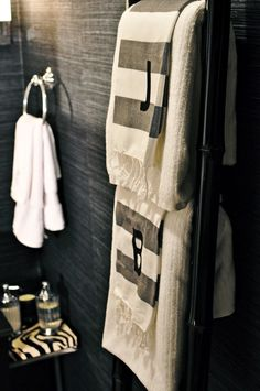 image - Glam - Bathroom - Images by Nicole White Designs Inc.   Wayfair