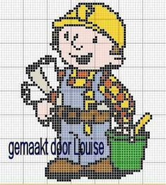 Bob der Baumeister on Pinterest Bob The Builder, Bobs and Free Knitting