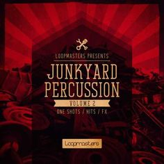 Junkyard Percussion Vol.2 MULTiFORMAT TEAM MAGNETRiXX | 12 December 2013 | 523 MB Junkyard Percussion Vol2 - (Beyond the Tool Shed) is the highly anticipa