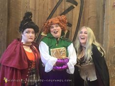 Cool Hocus Pocus Group Costume