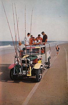 Vintage Fishing ...