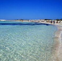 VARADERO - One of Cuba's beautiful beaches