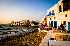 Colorful Mykonos by John Catral on 500px