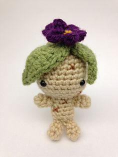 Mandrake - free crochet pattern by Mary Long. ༺✿ƬⱤღ  https://www.pinterest.com/teretegui/✿༻
