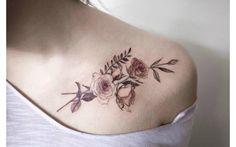 50 tatuagens de flores e plantas para você se inspirar (e se apaixonar)