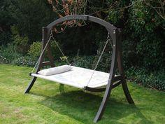 Kingdom arc hammock swing