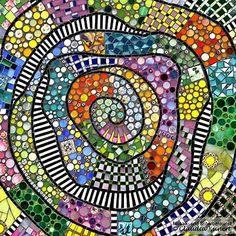 Resultado de imagen de free mosaic patterns for tables