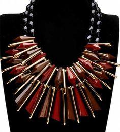 DesignzByMsJ...Ladies REINA red necklace $20.99.We accept PayPal email us designzbymsj@aol.com