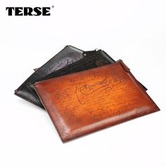 Find More Clutches Information about TERSE_Handmade Clutch Men Bag Genuine Leather Handbag Lettering Antique Berluti Style Men Bag High Quality Fashion Bag Dropship,High Quality bag genuine,China fashion men bag Suppliers, Cheap bag high quality from TERSE Official Store on Aliexpress.com Electronics - Computers & Accessories - handmade handbags & accessories - http://amzn.to/2ktogxC