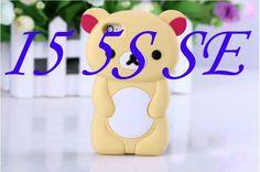 Rilakkuma Case For iPhone 5 5S SE 4 4S 5C